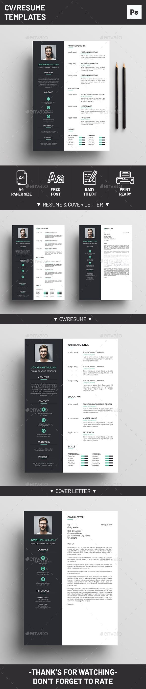Resume Templates  Resume Design Template Psd Download Here