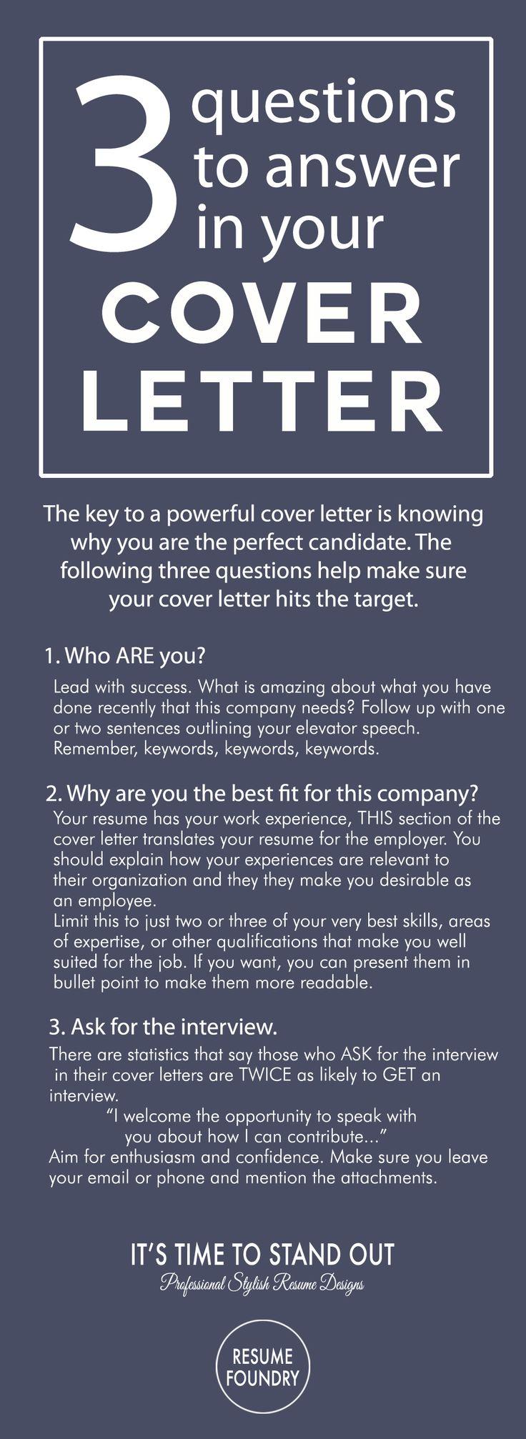 Resume Tips Cover Letter