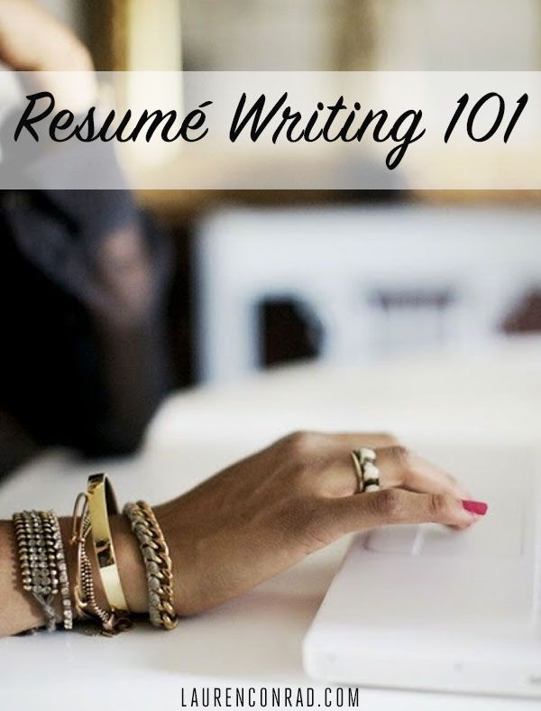 Resume Tips First Impressions Matter