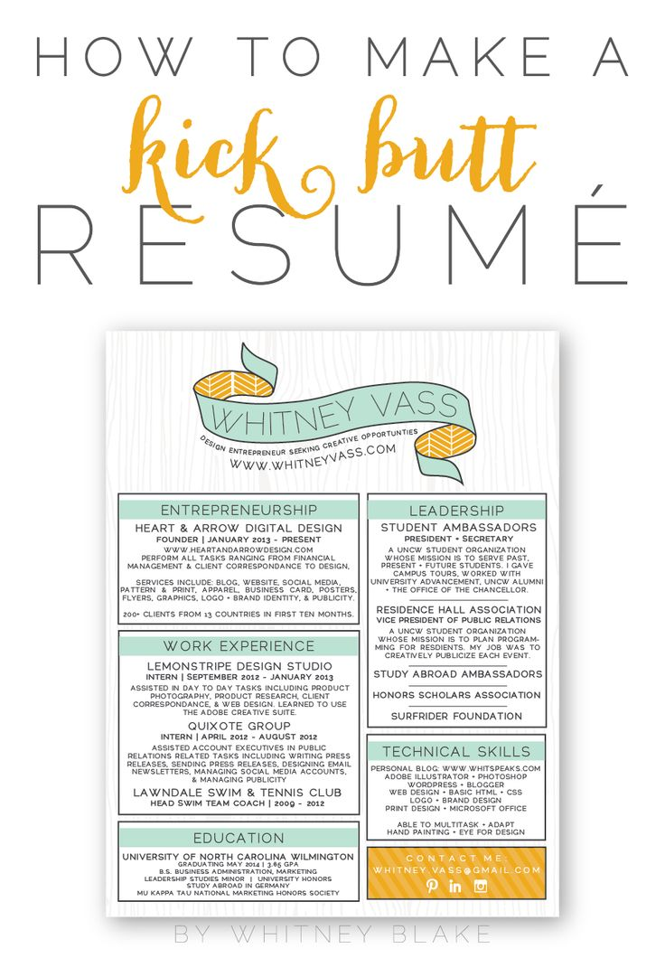 Resume Tips Greatness All Around On This Resume Design