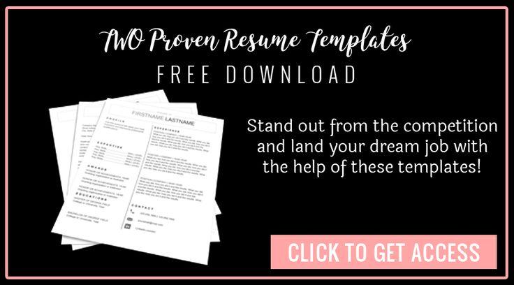 Resume Tips The 13 Best Kept Secrets