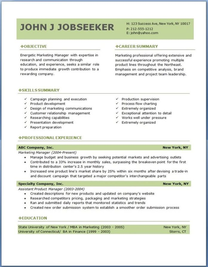 Resume Tips Free Professional Resume Templates Download Resumes