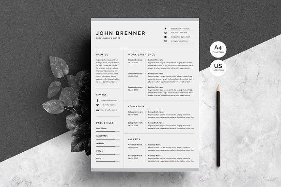 resume templates design minimalist resume creativework247