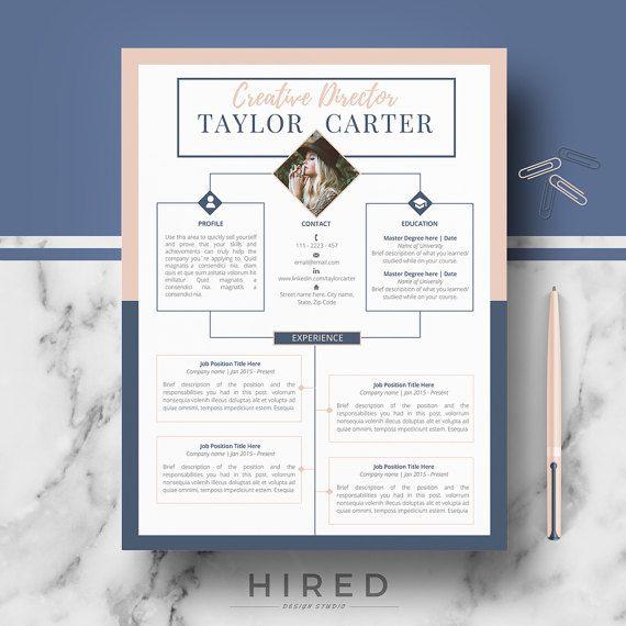 Resume Infographic Cv Design Creative Cv Resume Template