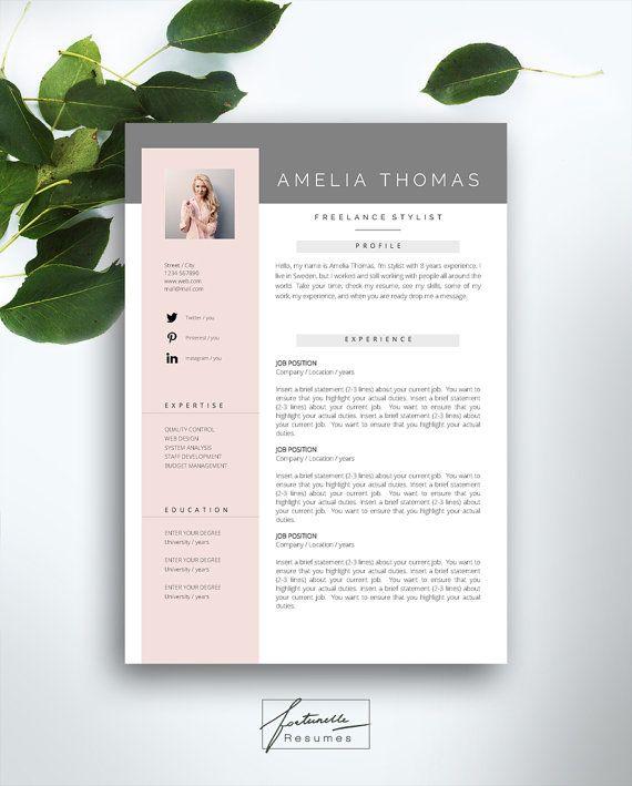 Resume Infographic Pagina 3 Di Modello Curriculum CV