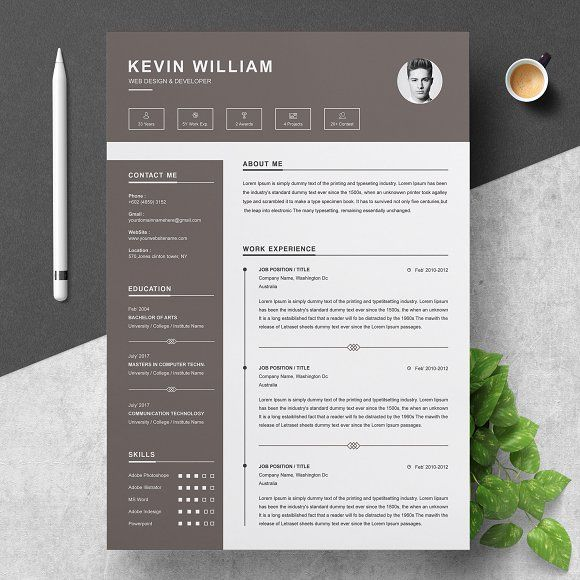 Resume Templates U0026 Design :