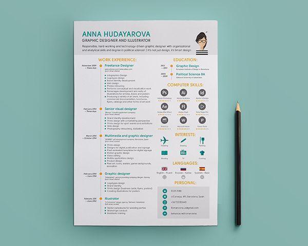 Resume infographic : Resume infographic : Resume infographic : Love ...