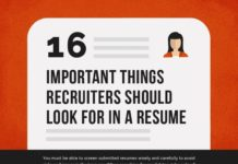 Resume infographic : Resume infographic : What Recruiters Should ...