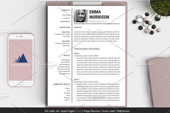 Resume Templates Design College Resume Template