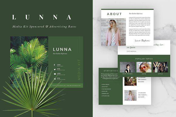 Luna Media Kit Sponsorship