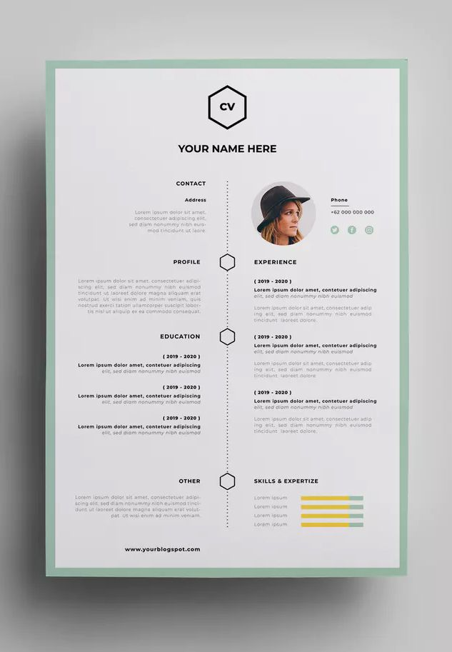 Resume Templates Resume Template Ai Eps Resumes Tn Home Of Resumes Inspiration Ideas Beautiful Professional Resume Ideas That Work