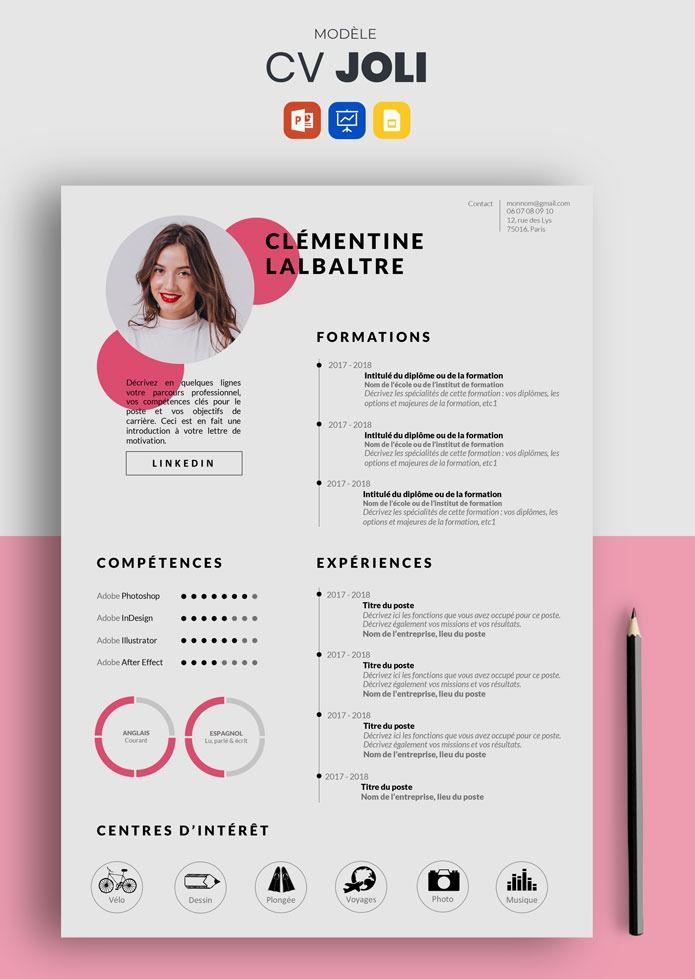 Resume Infographic Cv Joli Modele De Cv Design A Telecharger Resumes Tn Home Of Resumes Inspiration Ideas Beautiful Professional Resume Ideas That Work